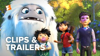 Abominable ALL Clips + Trailers (2019) | Fandango Family