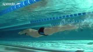 Swimming Technique: Breaststroke Body Position