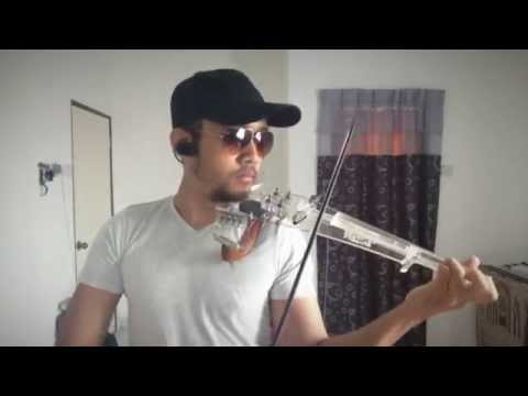 Farkhan - Writing's On The Wall (Sam Smith Spectre Theme Song violin cover)