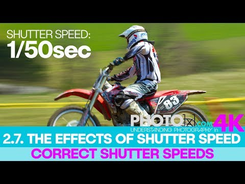 2.7. SHUTTER SPEED and its EFFECTS PartIV Best Shutter Speeds to Freeze Motion