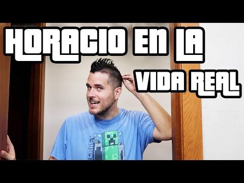 HORACIO en LA VIDA REAL!!!