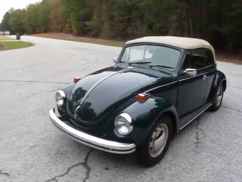 Video of '72 Beetle - OV5W