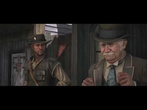 Галопом по сюжету Red Dead Redemption | Сюжет игры