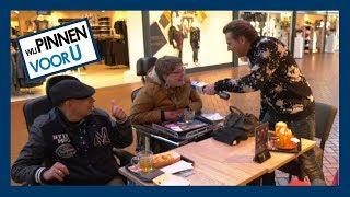 Decemberkriebels - Bakker Bart - Shoppingcenter Overvecht