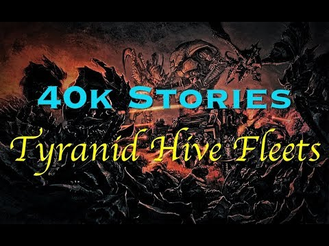 40k Stories: The Tyranid Hive Fleets