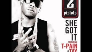 2 Pistols - She Got It ft. T-Pain and Tay Dizm