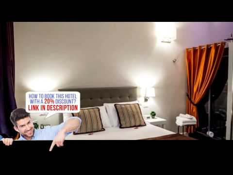 Chic & Town Luxury Rooms, Roma, Italy HD review