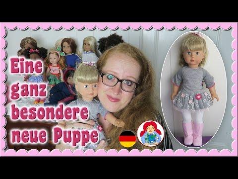 Eine ganz besondere Puppe ist mit der Post gekommen! • Götz Puppe Unboxing