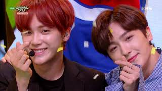 Bloom Bloom - THE BOYZ(더보이즈) [뮤직뱅크 Music Bank] 20190510