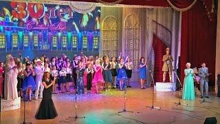 """Юбилей ДК """"Дружба"""".   г.  Усть - Илимск 2016 г."""