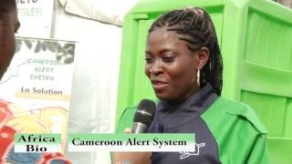 Les toilettes mobiles à Douala Barao. (#029)