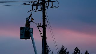 PG&E to bury power lines underground in Paradise