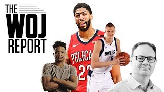 Anthony Davis' next step, a new start for Fultz, and a bright future for Porzingis | The Woj Report