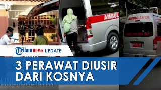 Takut Tertular Corona Jadi Penyebab Tiga Perawat di RS Bung Karno Solo Diusir dari Kos via Whatsapp