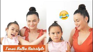 Taras Bulba Hairstyle By Yasmien Kurdi