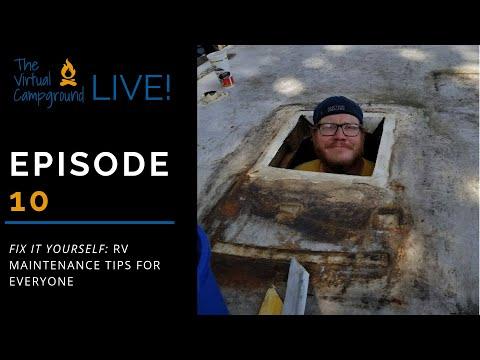 Episode 10: RV Maintenance!