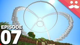 Gambar cover Hermitcraft 6: Episode 7 - The SPHERE EGG is FINISHED!