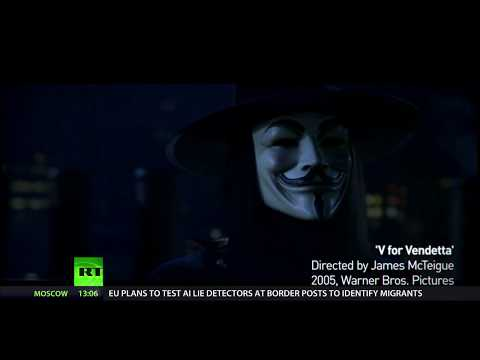 Remember, remember the 5th of November: 'Anonymous' followers expected to hold rallies worldwide