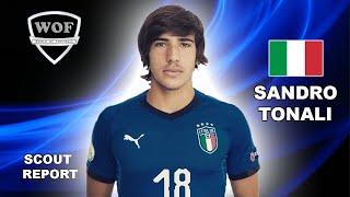 SANDRO TONALI | Crazy Goals, Skills, Assists | Brescia 2018/2019 (HD)