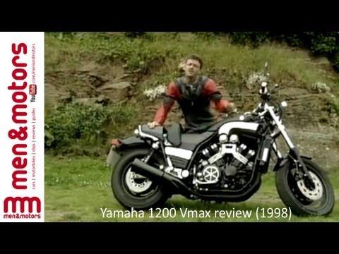 Yamaha 1200 V-Max Review (1998)
