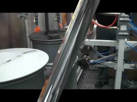 Antieroestbehandeling met de Wagner spuitrobot