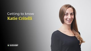 Katie Critelli, Data Scientist at Deutsche Bank