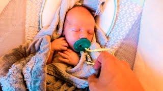 Newborns That Sleep Are the Best Newborns!