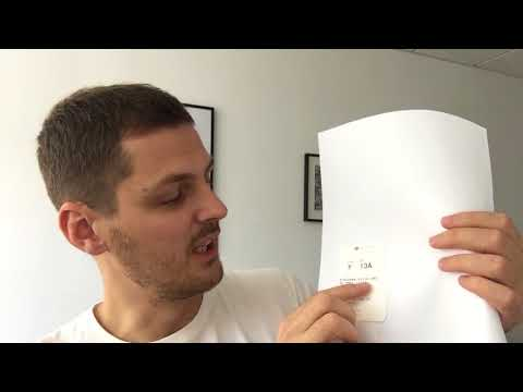 Список документов для ВНЖ в Португалии 📝
