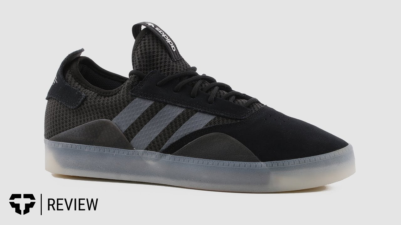 Adidas 3ST.001 Skate Shoe Review - Tactics.com - Tactics Boardshop