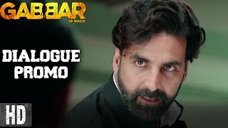Ab Tera Kya Hoga Kaliya - Dialogue Promo 2 - Gabbar Is Back