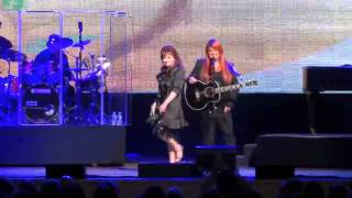 Judds Ravinia 10th June - Cry myself to Sleep