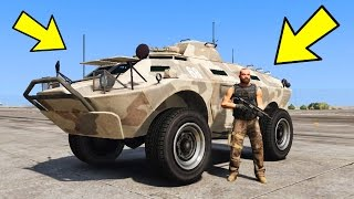 GTA 5 DLC - NEW MILITARY VEHICLES, NEW CARS, MARCH 2017 UPDATE & MORE! (GTA 5 DLC)
