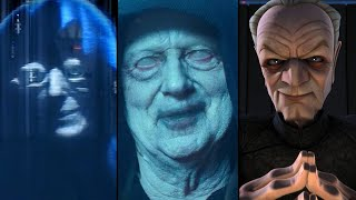 Every Actor Who Has Played Emperor Palpatine In Star Wars