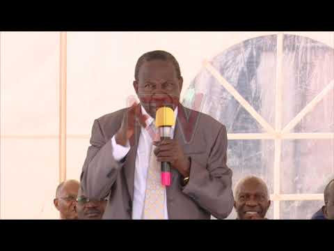 IGG should investigate owners of large buildings - Minister Kasaija