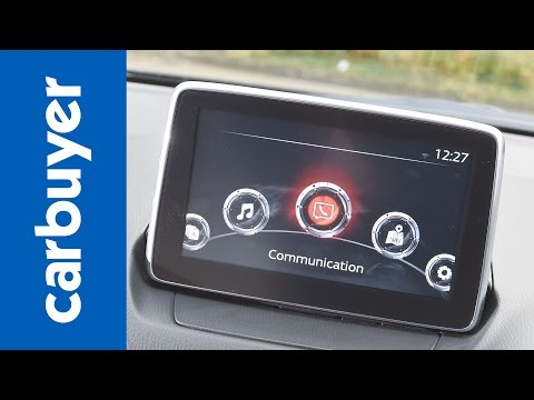 Mazda MZD Connect review: in-car tech supertest