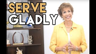 Dr. Paula Show – Episode 14 – Serve Gladly