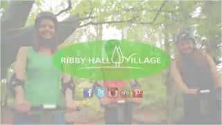 preview picture of video 'Segway Rally, Ribby Hall Village near Blackpool'