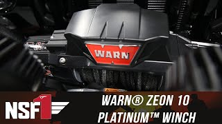 NSF1 Project Jeep Part 12: Warn Zeon Winch and Accessory Bag