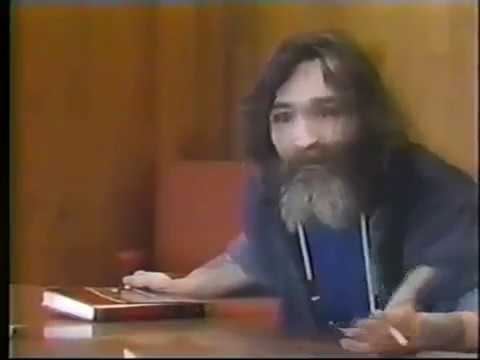 "Charles Manson: ""If I wanted to kill somebody.."""