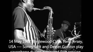 Dexter Gordon and Sonny Stitt: 1962 Rare Session