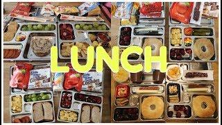 School Lunch Ideas 🍒 Week 21 | Sarah Rae Vlogas |