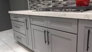 Kingston Grey Shaker Specification Video