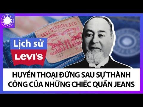 Lịch Sử Levi's – Huyền Thoại Thời Trang Đứng Sau Sự Thành Công Của Những Chiếc Quần Jeans