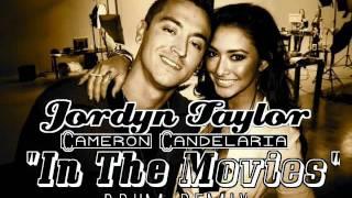 "Jordan Taylor Ft. B.O.B. ""In The Movies"" Cameron Candelaria Drum Remix"