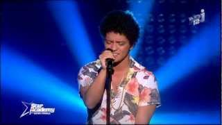 Bruno Mars - When I Was Your Man (Star Academy)