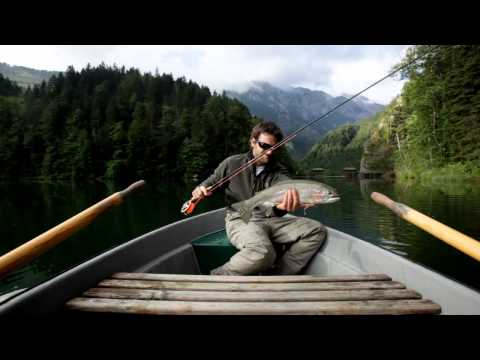In the heart of Europe - Flyfishing at the Salza Lake