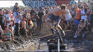 Смотреть онлайн Как проводят соревнования по BMX в США