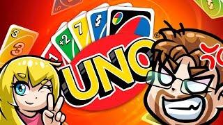 SUPER SUNDAY - UNO (Nintendo Switch) Amber vs Luke