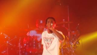 Jukebox Joints - A$AP Rocky live in Düsseldorf Mitsubishi Electric Halle, 27.10.2015