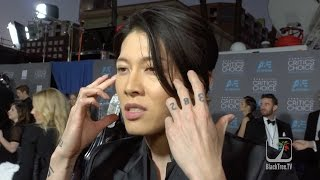 Miyavi discusses the challenges of bringing 'Bird' to life UNBROKEN
